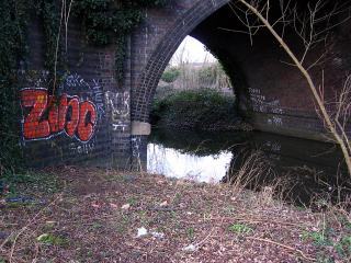 Bridge over an Oxford canal