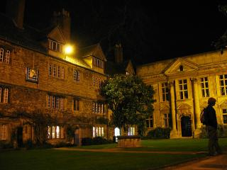 Saint Edmund's Hall, Oxford