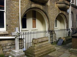 Graves and arches