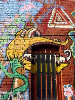 Cool Cowley graffiti