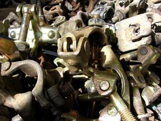 Metal fittings