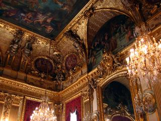 Apartments of Napoleon III, Louvre
