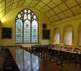 Old Library, Wadham College, Oxford