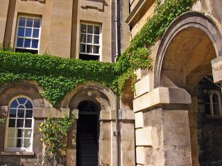 Worcester College arches