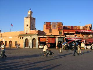 Djemma El Fna, Marrakesh