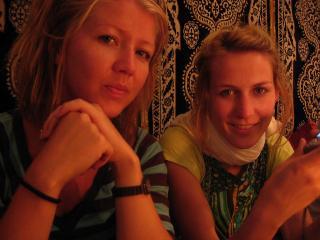 Norwiegans in Morocco