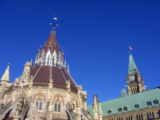 Library of Parliament, Ottawa