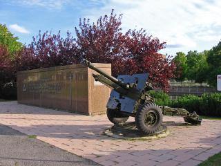 Artillery monument, Ottawa