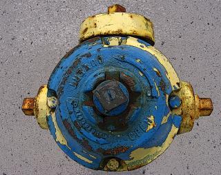 Ottawa fire hydrant