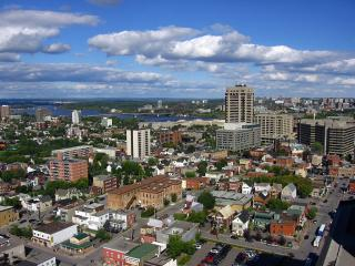 Gatineau and Ottawa