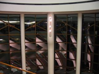 Civilization Museum stairwell