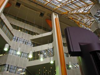 Place de Portage atrium, Gatineau