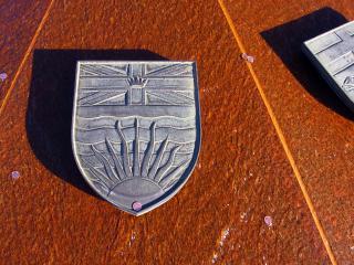 British Columbia provincial crest