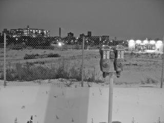 LeBreton Flats in winter