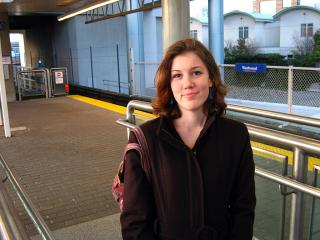 Emily Horn at Main Street Station