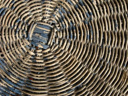 Wicker spiral