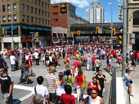 Canada Day 2008, Ottawa