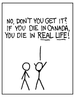 If you die in Canada