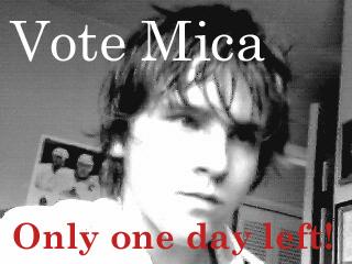 Vote Mica