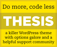 Thesis theme logo