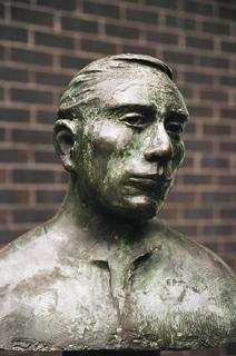 Statue in Dublin