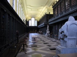 The Codrington Library, All Souls College