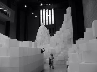 Art in the Turbine Hall, Tate Modern Gallery