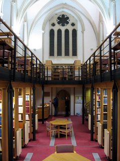 St. Antony's Library