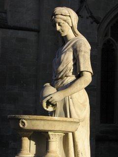 Statue in Bath