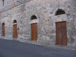 Doorways in Mellieha