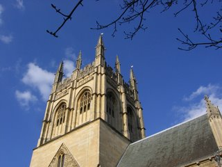 Merton College Tower
