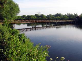 Bridge near South Hinksey