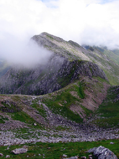 Scottish peak