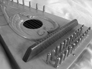 Celtic musical instrument