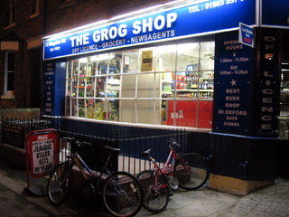 The Grog Shop, in Jericho