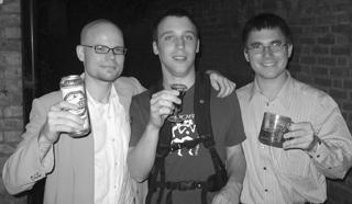 Kai, Alex, and Milan Ilnyckyj