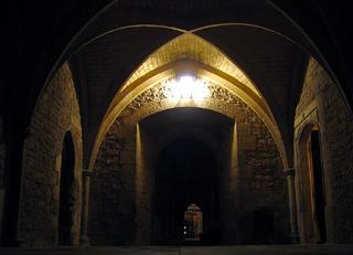 Merton College archway