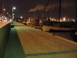 Boats in Helsinki Harbour