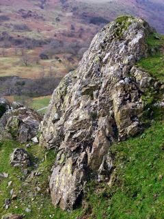 Rock in Wales