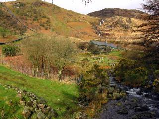 Cabin in Snowdonia