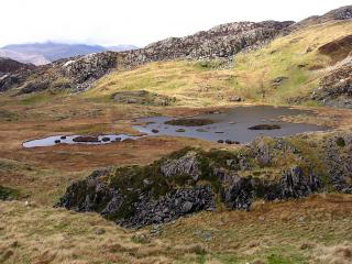 Lake in Snowdonia