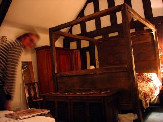 Dorothy Wadham's bedroom
