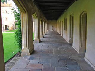 Magdalen College, Oxford