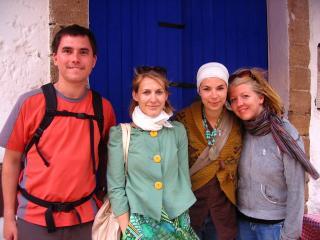 Norwiegans in Essaouira