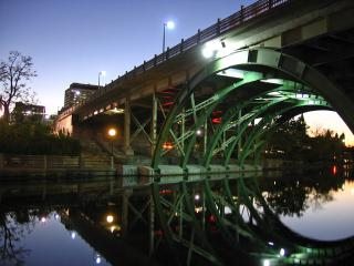 Rideau Canal bridge