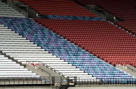 Landsdowne Stadium bleachers, Ottawa