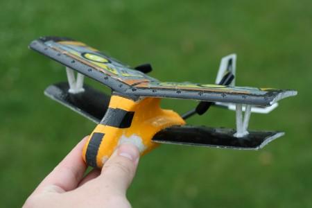 Aero Ace biplane
