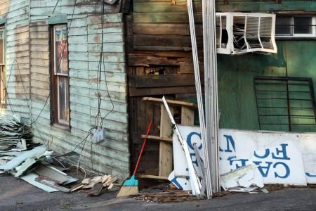 Derelict store, Ottawa