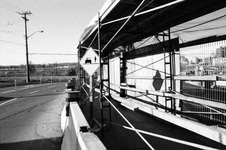 Construction site, LeBreton Flats, Ottawa