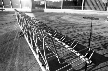 Bicycle rack, Gatineau